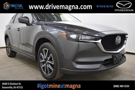 2018 Mazda CX-5 Touring SUV