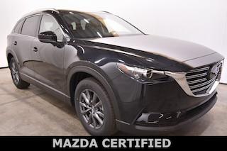 Certified Pre-Owned 2020 Mazda CX-9 Sport SUV for Sale in Evansville, IN, at Evansville Mazda