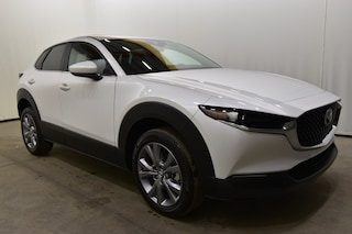 New 2021 Mazda Mazda CX-30 Preferred Package SUV M603 for Sale in Evansville, IN, at Evansville Mazda