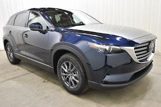 New 2021 Mazda Mazda CX-9 Touring SUV M584 for Sale in Evansville, IN, at Magna Motors