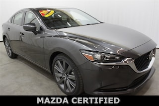 Certified Pre-Owned 2018 Mazda Mazda6 Grand Touring Sedan for Sale in Evansville, IN, at Evansville Mazda