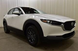 New 2021 Mazda Mazda CX-30 2.5 S SUV M656 for Sale in Evansville, IN, at Evansville Mazda