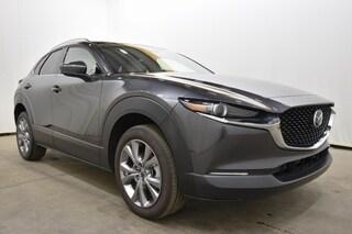 New 2021 Mazda Mazda CX-30 Premium Package SUV M640 for Sale in Evansville, IN, at Evansville Mazda