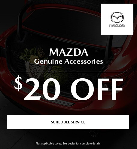 Mazda Genuine Accessories