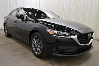 New 2021 Mazda Mazda6 Sport Sedan M585 for Sale in Evansville, IN, at Evansville Mazda