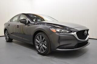 New or Used 2021 Mazda Mazda6 Touring Sedan for Sale near Henderson, KY, at Evansville Mazda