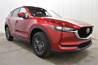 New 2021 Mazda Mazda CX-5 Touring SUV M674 for Sale in Evansville at Evansville Mazda