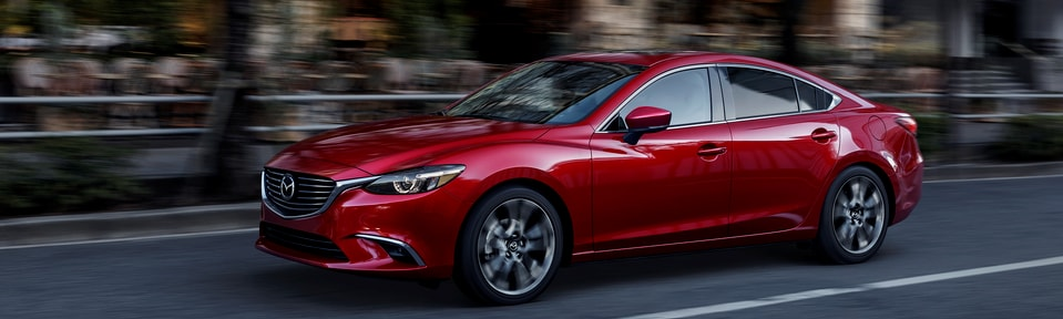Comparing The Mazda6 To Its Competition
