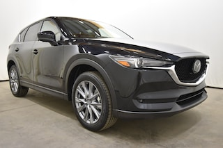 New 2021 Mazda Mazda CX-5 Grand Touring SUV M677 for Sale in Evansville at Evansville Mazda