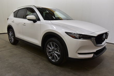 New 2021 Mazda Mazda CX-5 Grand Touring SUV for Sale in Evansville, IN, at Magna Motors
