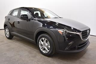 New 2021 Mazda Mazda CX-3 Sport SUV M572 for Lease near Jasper IN at Evansville IN