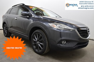New or Used 2015 Mazda CX-9 Grand Touring SUV for Sale near Henderson, KY, at Evansville Mazda