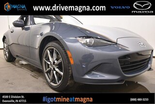 2020 Mazda MX-5 Miata RF Grand Touring Convertible