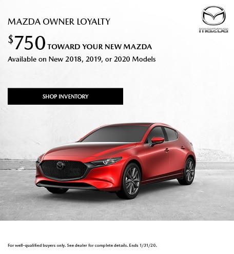 Mazda Owner Loyalty