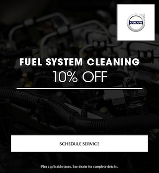 Volvo Fuel System Cleaning
