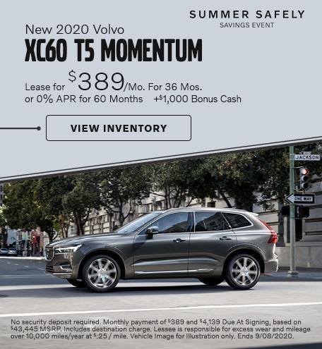 2020 - XC60 - August