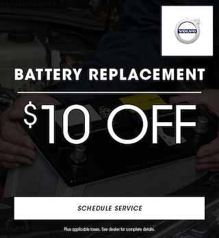 Volvo - Battery Replacement