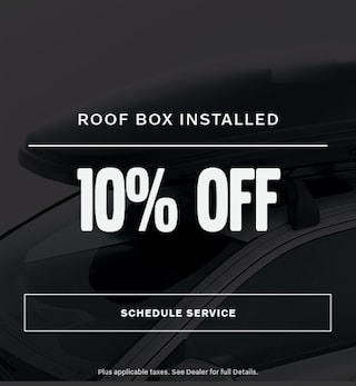 10% Roof box Special