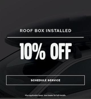 10% Roof Box - Volvo