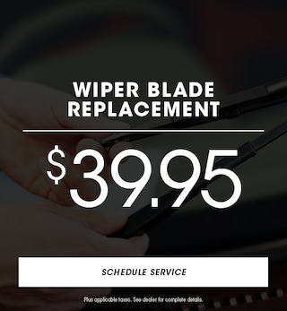 Wiper Replacement