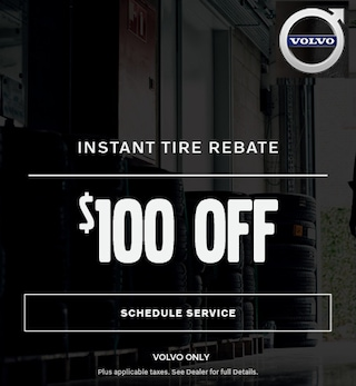 Volvo Tire Rebate