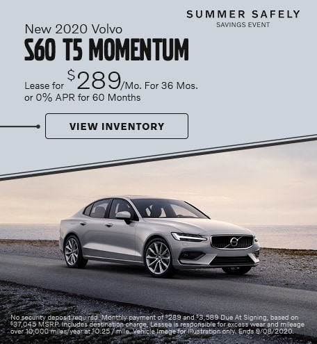 2020 - S60 - August