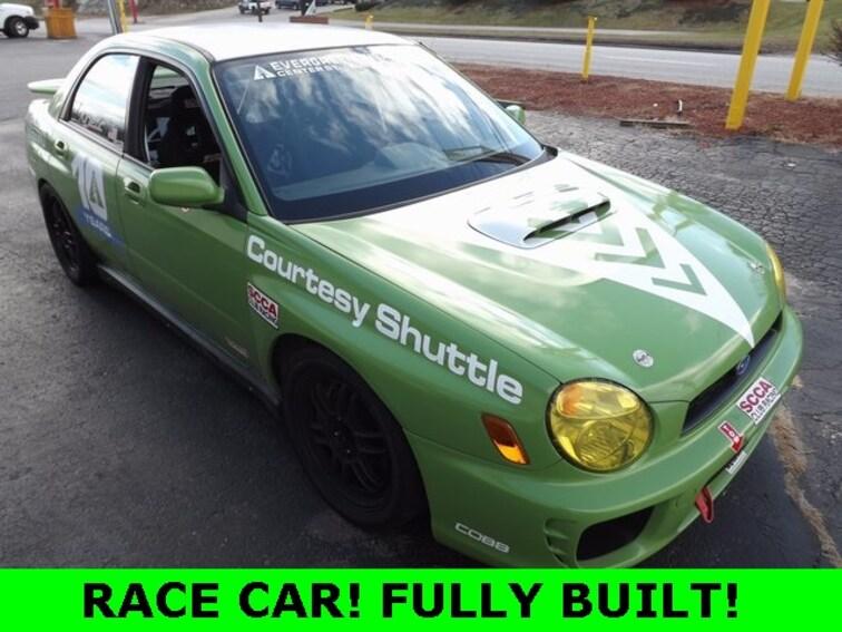 Used 2002 Subaru Impreza Wrx For Sale In Auburn Me Vin