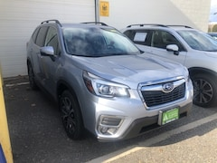 Certified 2020 Subaru Forester Limited SUV In Auburn, ME