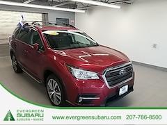 Used 2020 Subaru Ascent Limited SUV In Auburn, ME