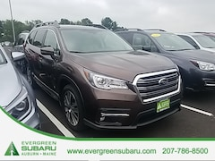 Used 2021 Subaru Ascent Limited SUV In Auburn, ME