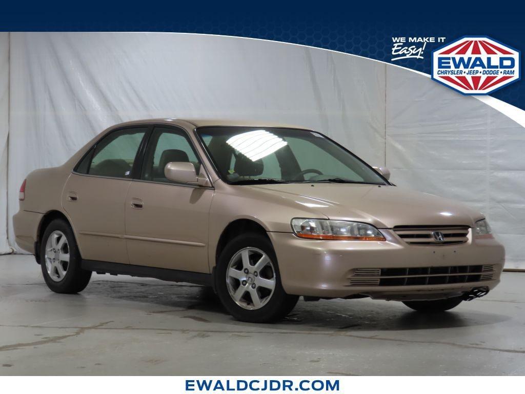 2002 Honda Accord LX MidSize Passenger Car