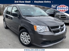 2016 Dodge Grand Caravan American Value Pkg 2WD Minivans