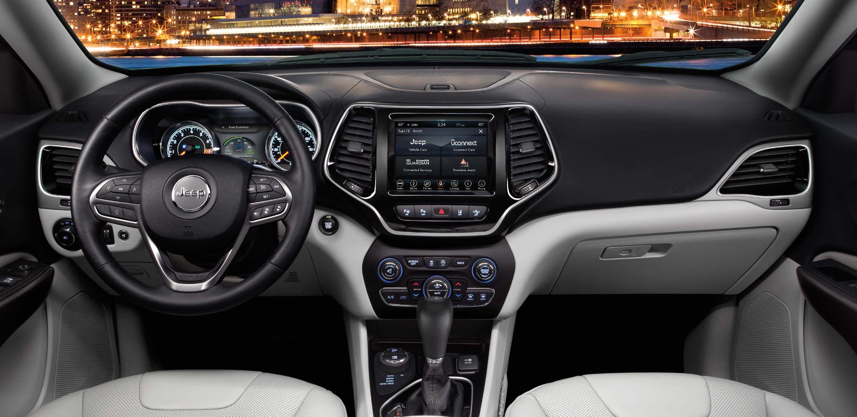 Meet the New 2019 Jeep Cherokee | Paul Brown Motors Inc