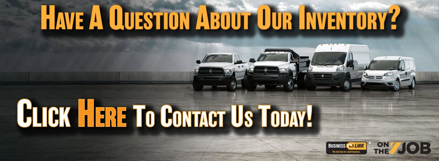 Commercial Vehicle And Work Trucks Near Milwaukee
