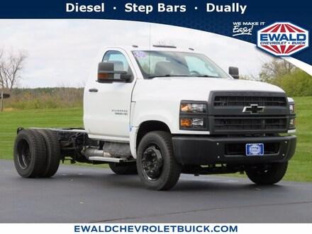 2020 Chevrolet Silverado Medium Duty Work Truck Truck