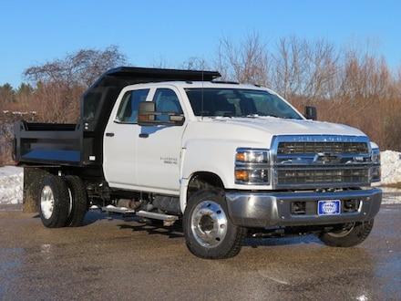 2019 Chevrolet Silverado 6500 HD Work Truck Truck