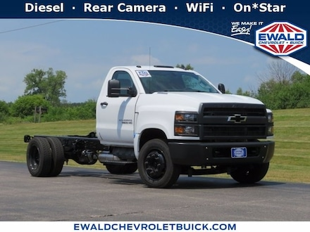 2020 Chevrolet Silverado 6500 HD Work Truck Truck