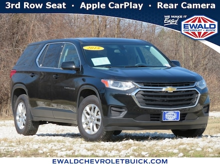 2018 Chevrolet Traverse LS 2WD Sport Utility Vehicles