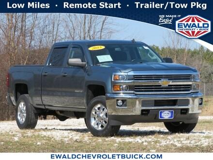 2015 Chevrolet Silverado 2500HD LT 2WD Standard Pickup Trucks