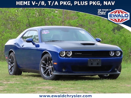 2021 Dodge Challenger R/T Coupe