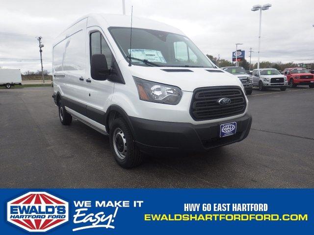 2018 Ford Transit Van T-250 148 Med Rf 9000 Gvwr Sliding Cargo Vans