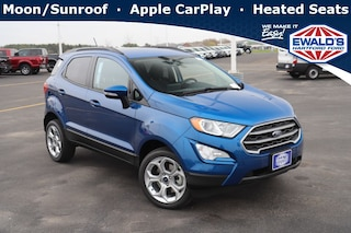 2021 Ford EcoSport SE 4WD Sport Utility Vehicles