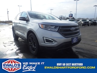 2018 Ford Edge SEL 4WD Sport Utility Vehicles