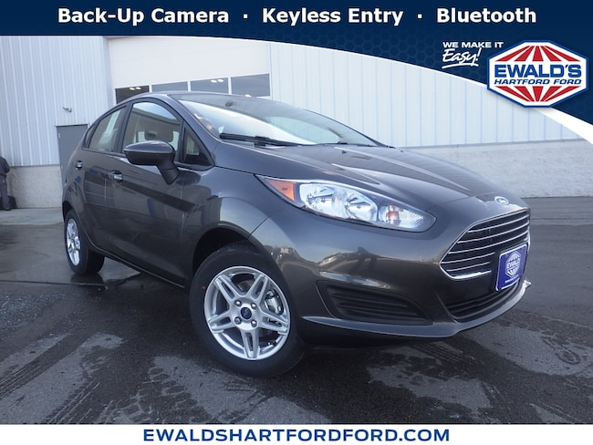 2019 Ford Fiesta SE 4-door Sub-Compact Passenger Car