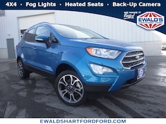 2018 Ford EcoSport SE 4WD Sport Utility Vehicles