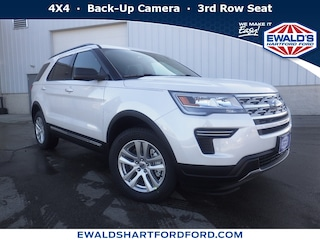 2019 Ford Explorer XLT 4WD Sport Utility Vehicles