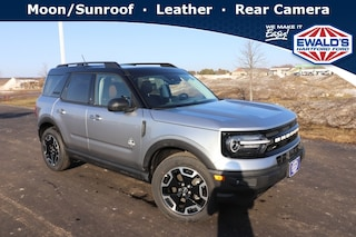 2021 Ford Bronco Sport Outer Banks 4WD Sport Utility Vehicles