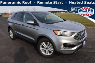 2020 Ford Edge SEL 4WD Sport Utility Vehicles