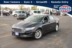 2020 Ford Fusion SE MidSize Passenger Car