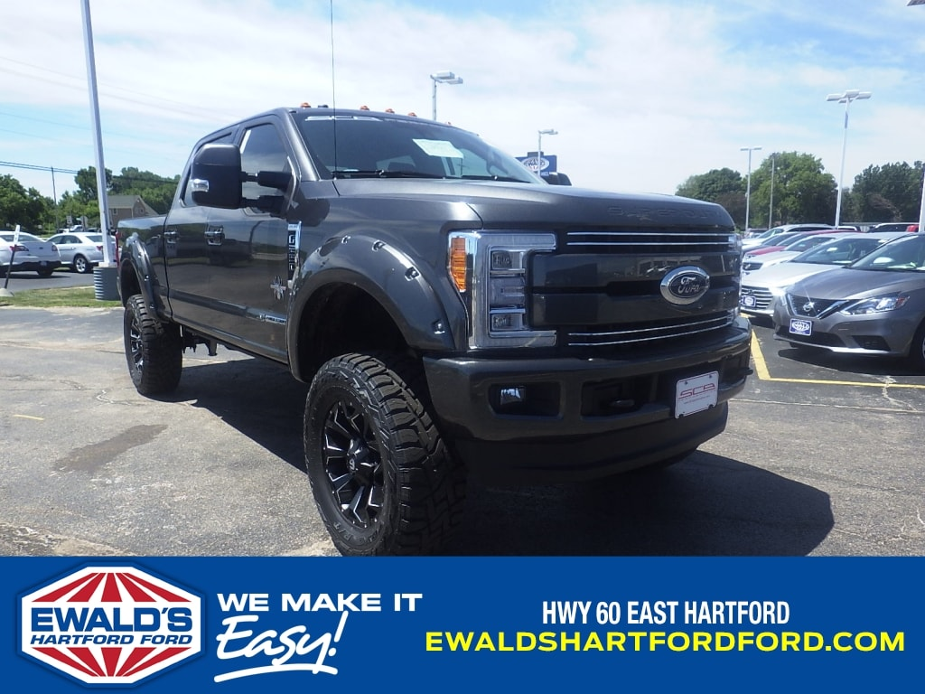 2018 Ford Super Duty F-250 SRW Lariat 4WD Standard Pickup Trucks